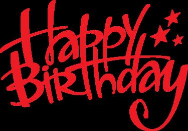 Happy birthday! 今日はサチン先生のお誕生日です!!
